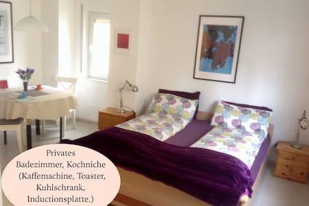 Studio1, En-Suite,Nikolausufer 40, Bernkastel Kues - Bernkastel-Kues - Apartment