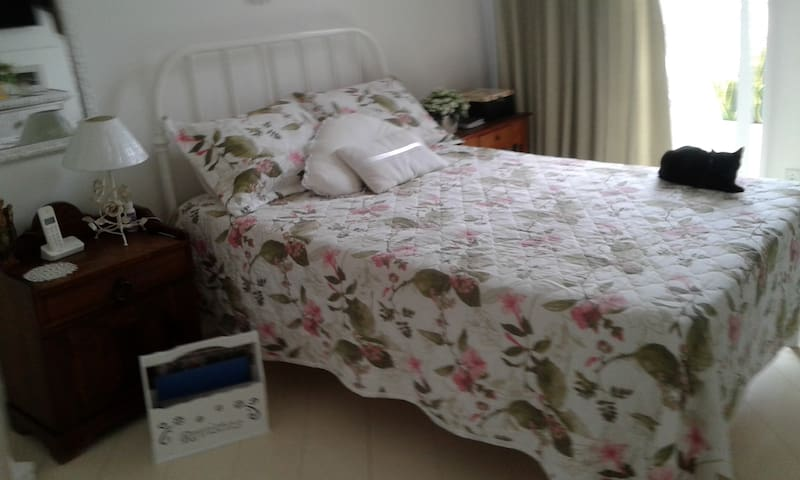 suite master São Conrado