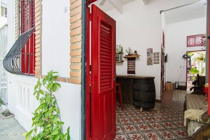 ZONA COLONIAL walking distance.B - Santo Domingo - House