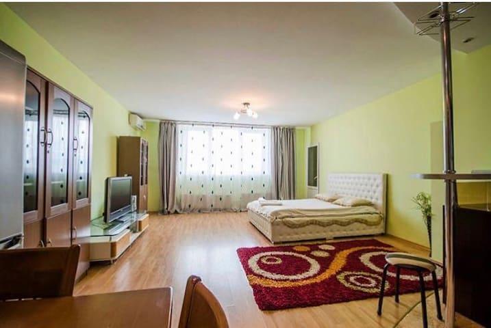 1-комнатная квартира в ЖК Куат
