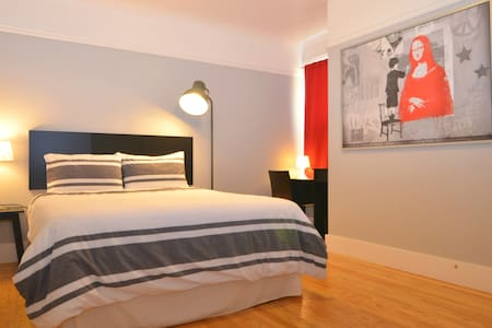 Remodeled Cozy Sunny Room! - RED - San Francisco