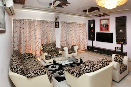 3 BHK Fully Furnished Apartment - Hyderabad - Appartement