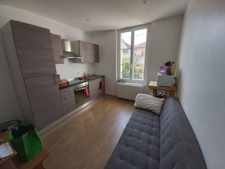 Bel appartement 3ch, 300m plage de Puys