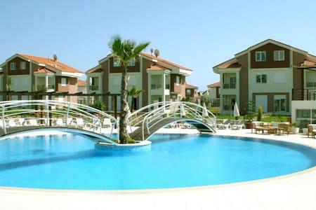 Aquarius Semi-Detached Villa 24 - Çolaklı Belediyesi