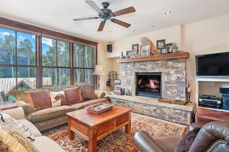 Trails Edge 8 - 2 Bd/ 2 Ba - Mountain Village