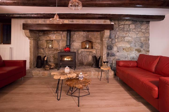 Séjour confortable dans un luxe suite en Auvergne