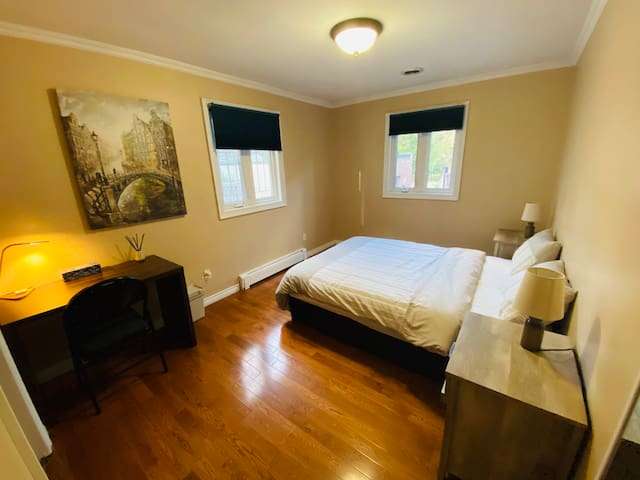 Spacious Private Bedroom, Queen Size Bed, Toronto