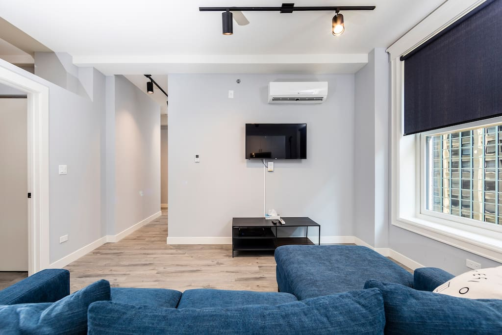 Spacious Four Bedroom Apartment In The Loop Serviced Apartments For Rent In Chicago Illinois