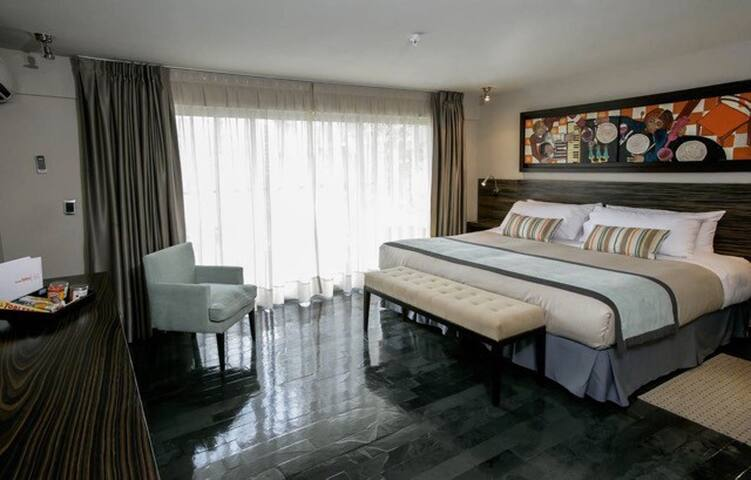 Hab Superior Familiar - Santiago - Bed & Breakfast