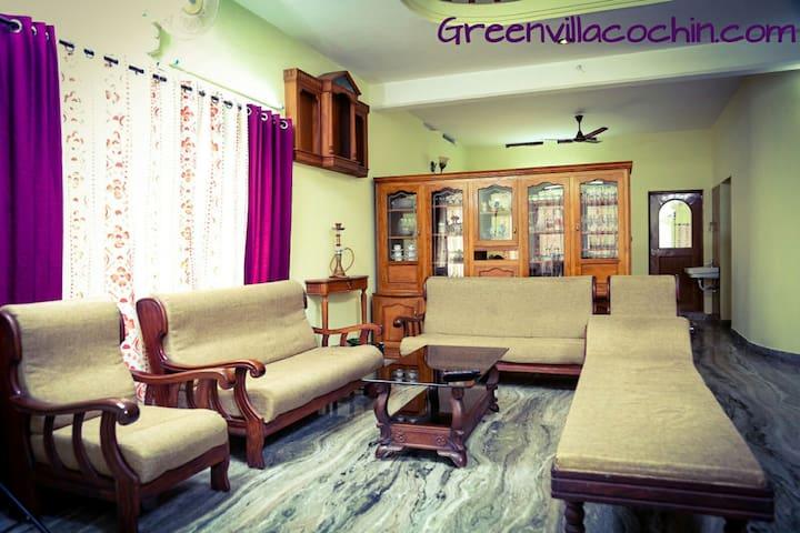 Greenvilla, cochin