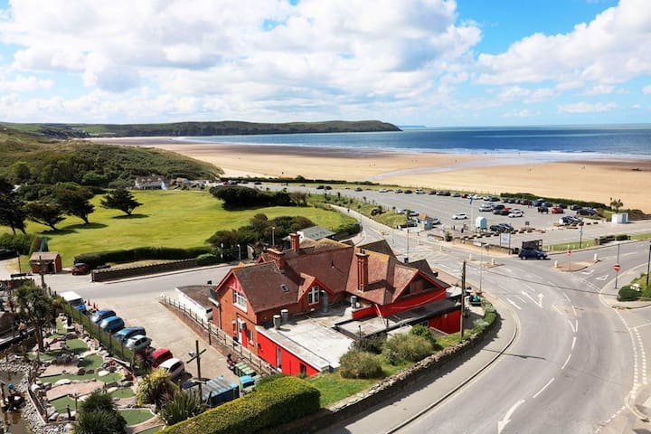 Places to Eat in Woolacombe (and around)