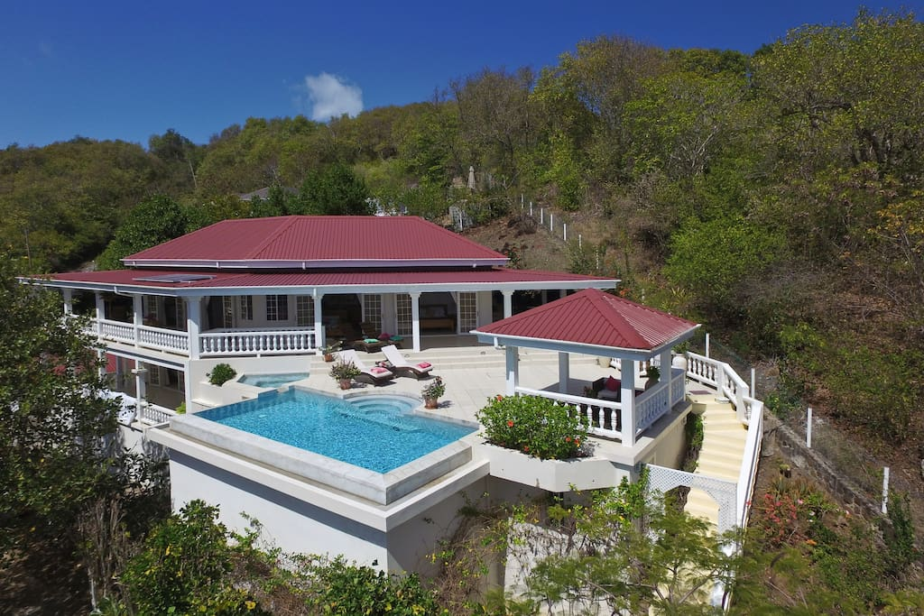 Whispers Villa, Bequia