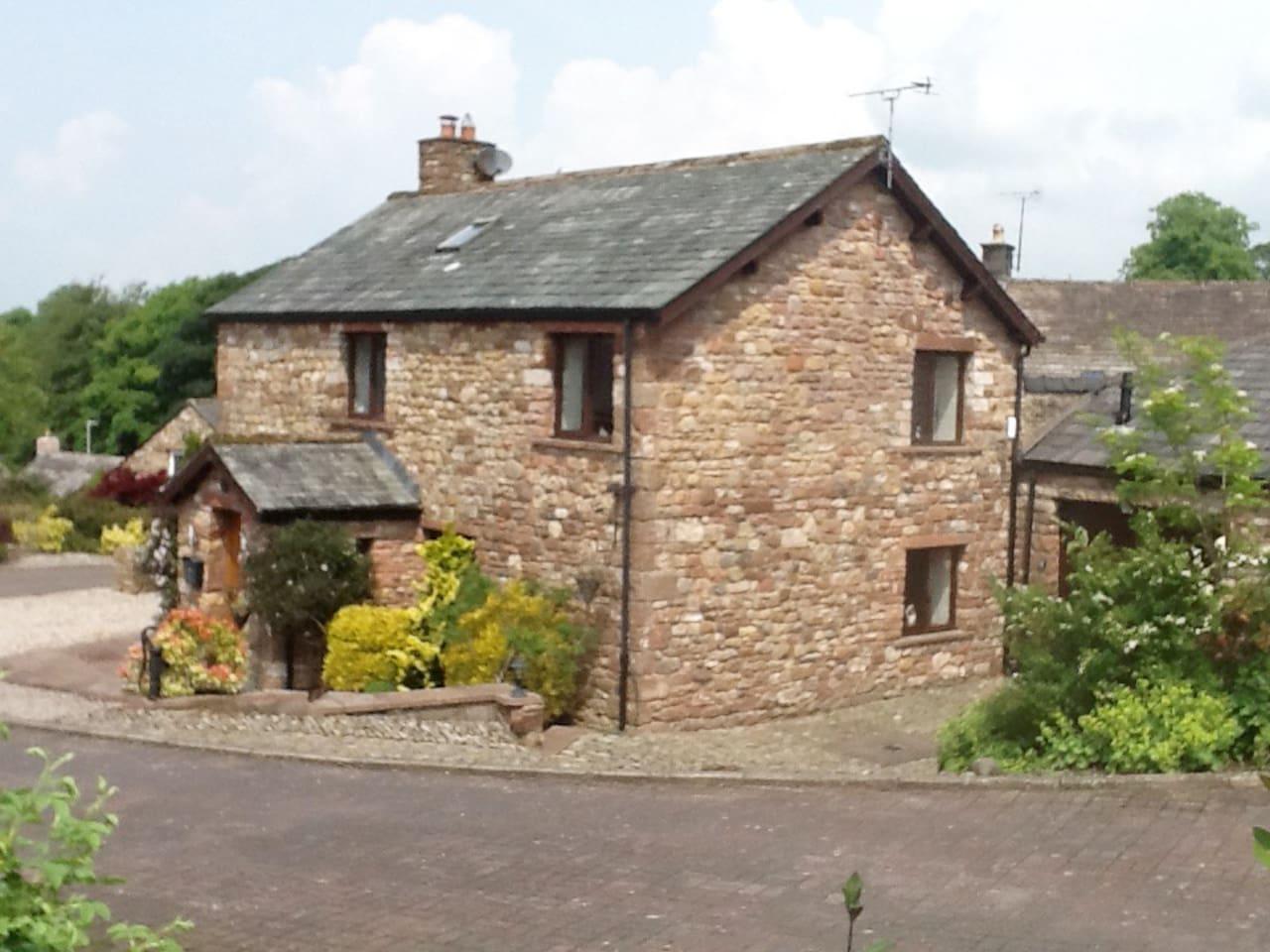 Picturesque Barn Conversion