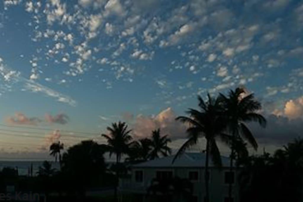 Sunrise vista