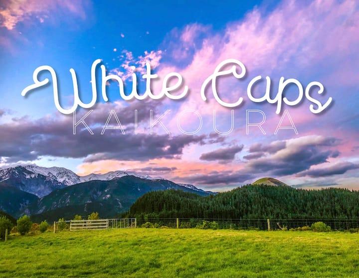White Caps - guest apartment ocean & mountain view