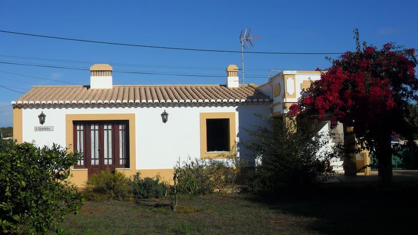 Casa Algarvía en Sagres.n.15768/AL- A Quintinha