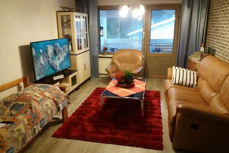APARTMENT IN BEAUTIFUL TAMPERE WITH SAUNA.