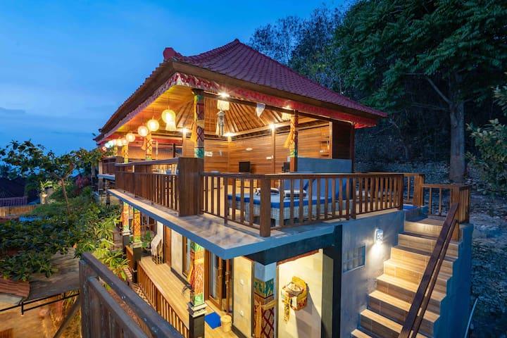 Ocean Breeze Villa @Breeze Villa Nusa Lembongan
