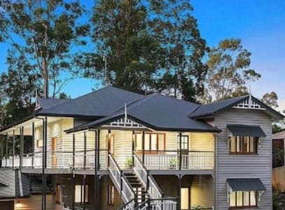 Gorgeous spacious Queenslander - Buderim - Talo
