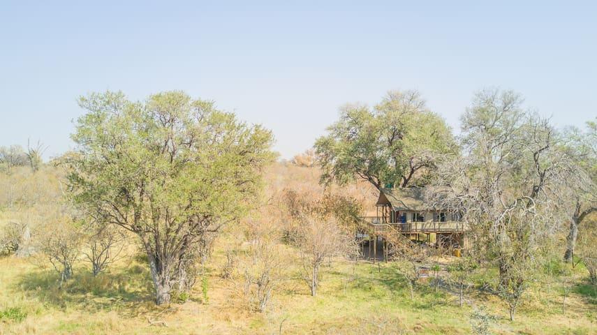 Khwai Villa 1