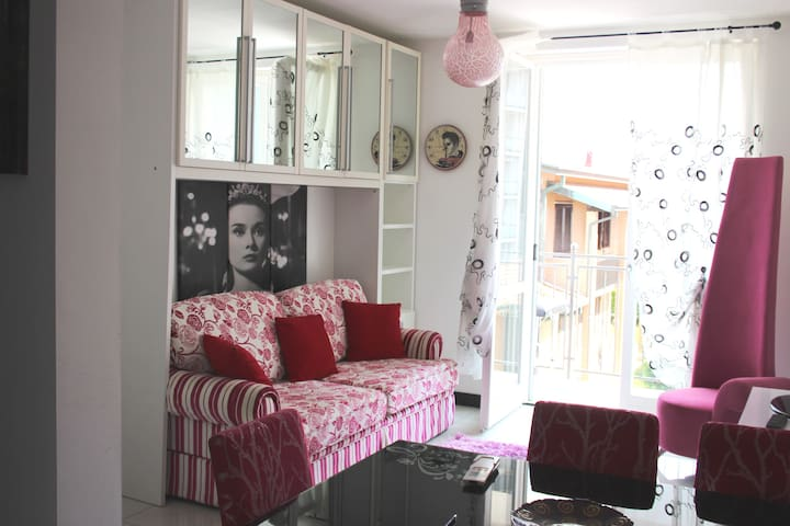Two-room apartment in villa near Mi (app 3) - Brugherio - Appartement