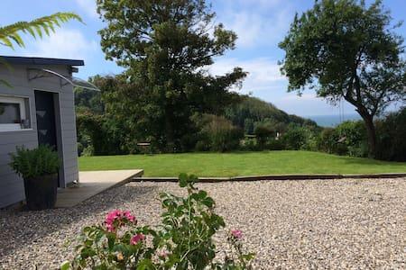 Les Terrasses magnifique VUE MER! 4/5 personnes - Berneval-le-Grand - Casa