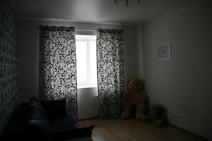Уютная квартира в Московском районе - Kazan - Apartment