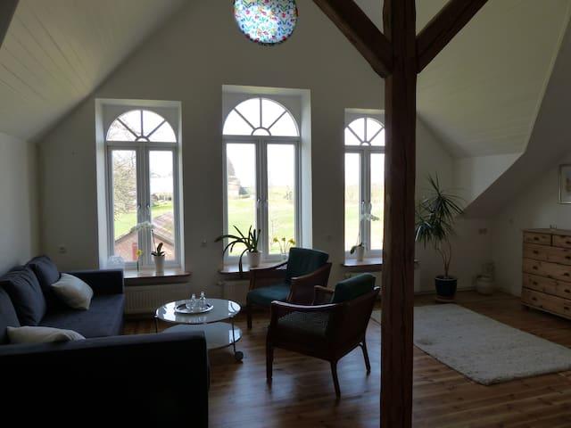 Ferienwohnung Kastanienhof - Langballig - Apartament