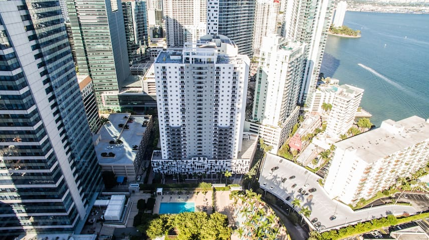 Cozzy Apartment in the Heart of Brickell