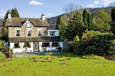 Azalea Apartment, Lake View Country House - Grasmere