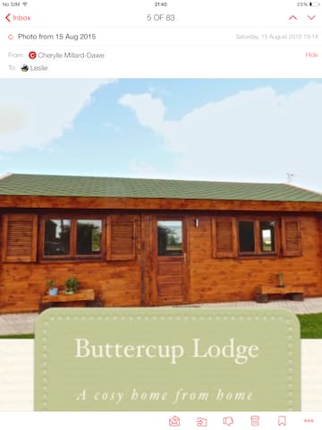 Buttercup lodge