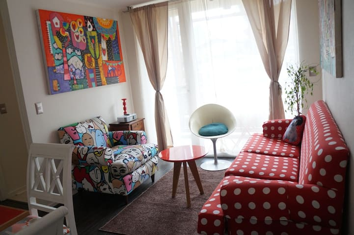 Tourist apartment - Puerto Varas - Appartement