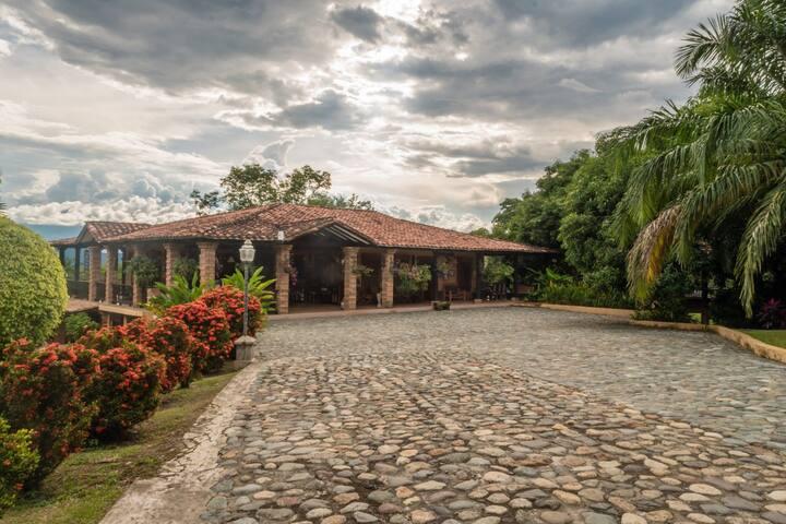 Finca san Jerónimo,Antioquia