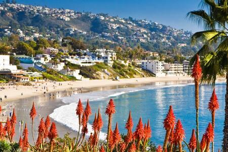 Beautiful Laguna Beach Apartment - 拉古纳海滩 - 公寓