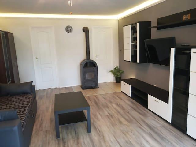 Geiger Apartman, Szántód