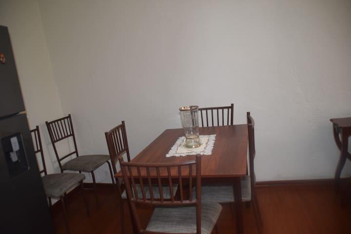 Suite en el Sector Centro Norte de Quito