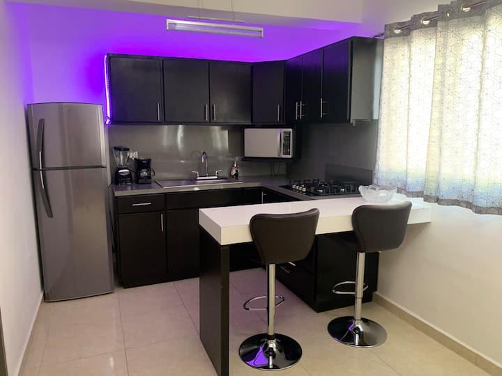 Hermoso apartamento céntrico y agradable