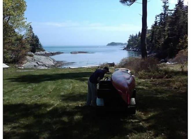 Timberlea on MacMahan Island