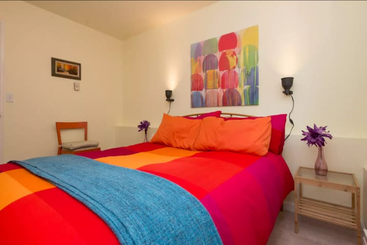 The Love Room, 12 min drive to downtown
