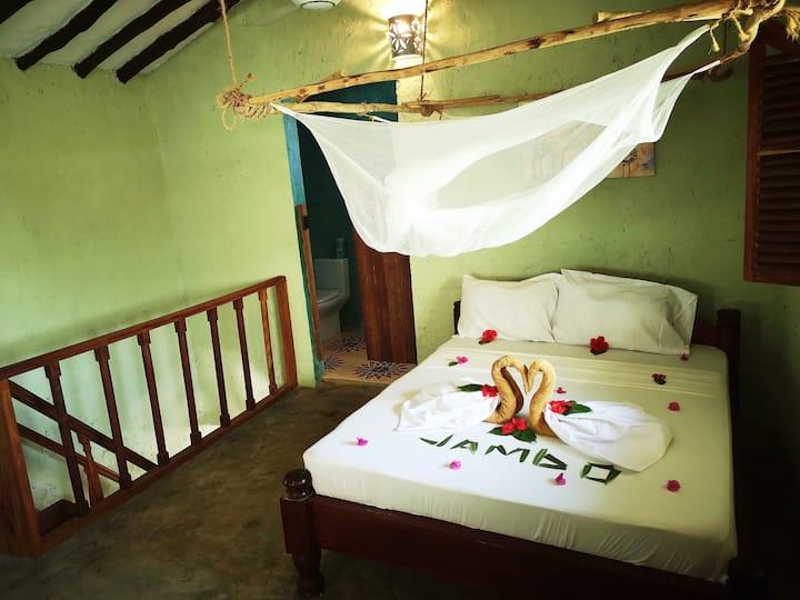 Demani Lodge: Family Bungalow