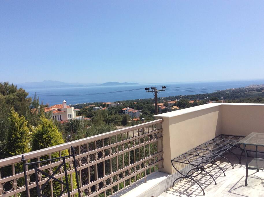 70sqm balcony