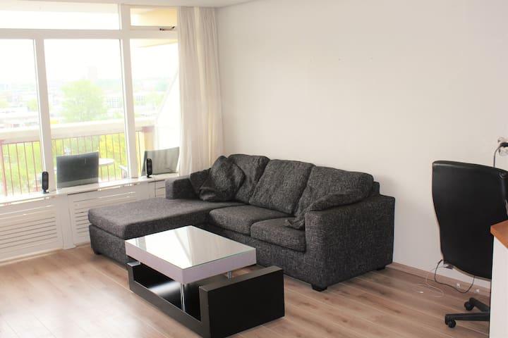 Furnished Studio apartment in Leiden - Leiden - Pis