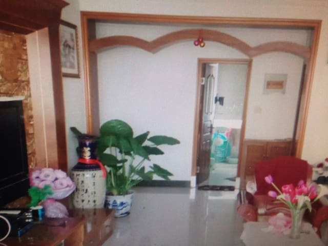 A double room for scenic spots - 冬山乡 - Dom
