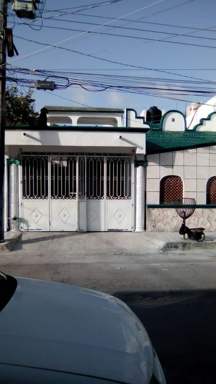 Casa Aguilar.