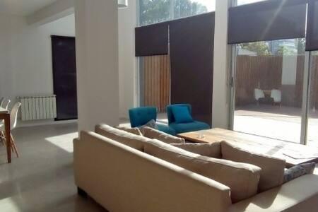 Amplio departamento de 4 habitaciones