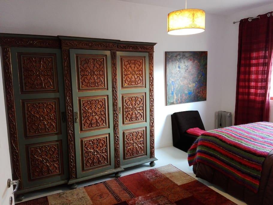 Double room nr. 1 (Suite) | Quarto duplo n.º 1 (Suite)