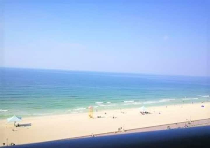 Luxury 1 BHK apartment with beach and sea view