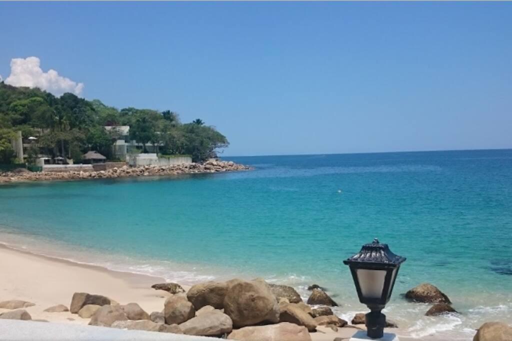 Playa Privada / Private Beach