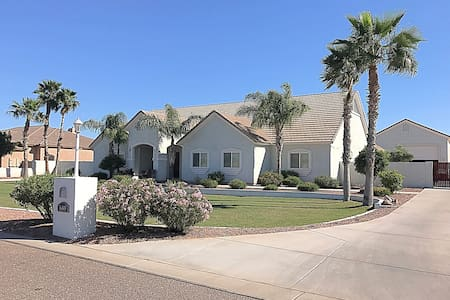 Beautiful & Private Custom Home, in premier areal - Goodyear - Ház