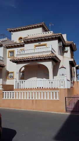 Maison de vacances La casa del Sol - Orihuela - Casa